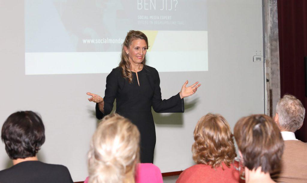 Social Media Expert Mieke Langenhuizen