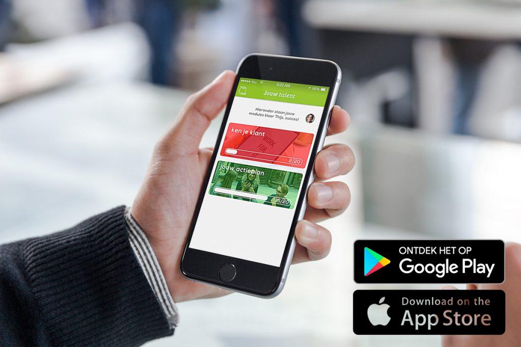 download de zzp NOB BOOST app en zet je onderneming op de kaart in Noordoost Brabant