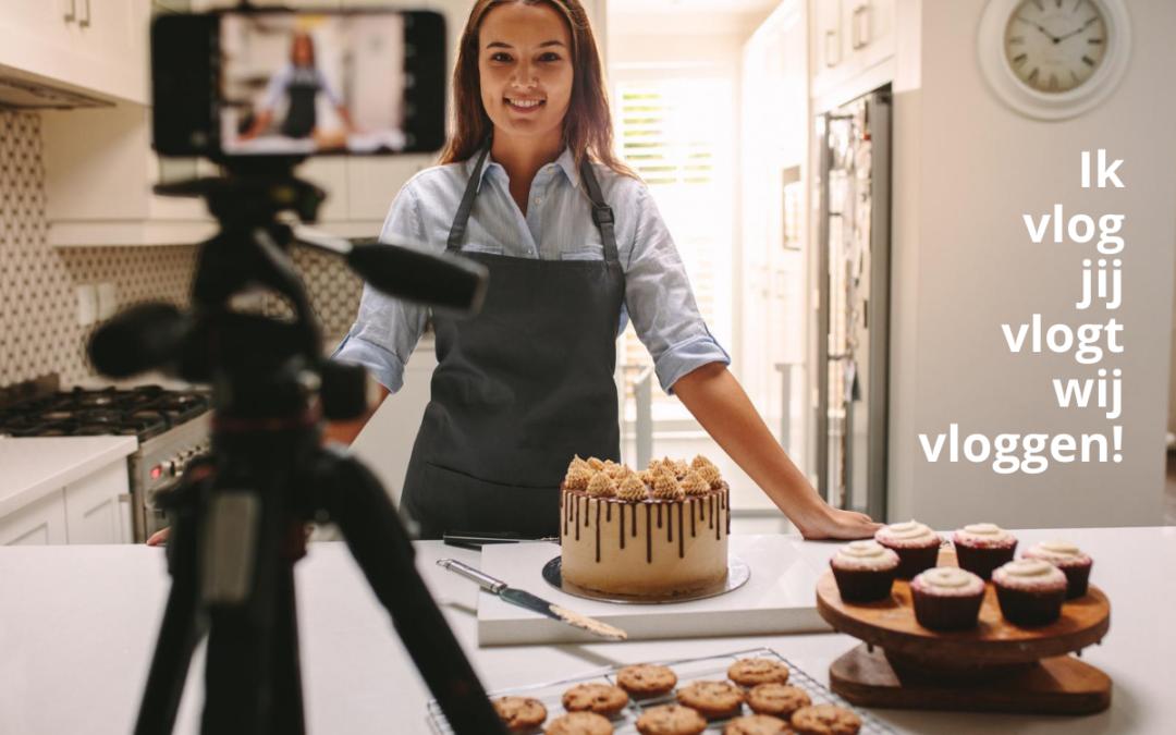 Wanneer pak jij de kans om een zzp BOOSTED vlog over jouzelf te maken?